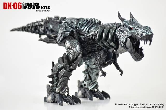 Transformers Studio Series Grimlock DNA Design DK-06 Upgrade Kit Figure InHand
