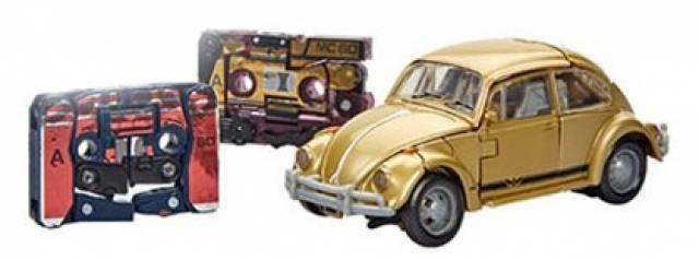 2 Retro Pop Highway VW Exclusive Transformers Studio Series #20 Bumblebee Vol