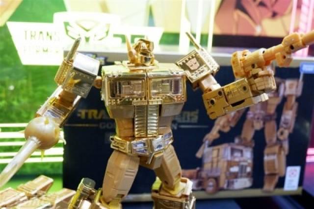 MISB in USA  Transformers Takara Masterpiece MP-10G Convoy Golden Lagoon G1