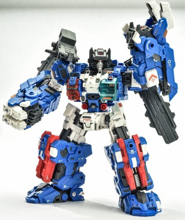 Master Made ST-06 G1 Bust Caesar Transformable Toys Robot  Figure