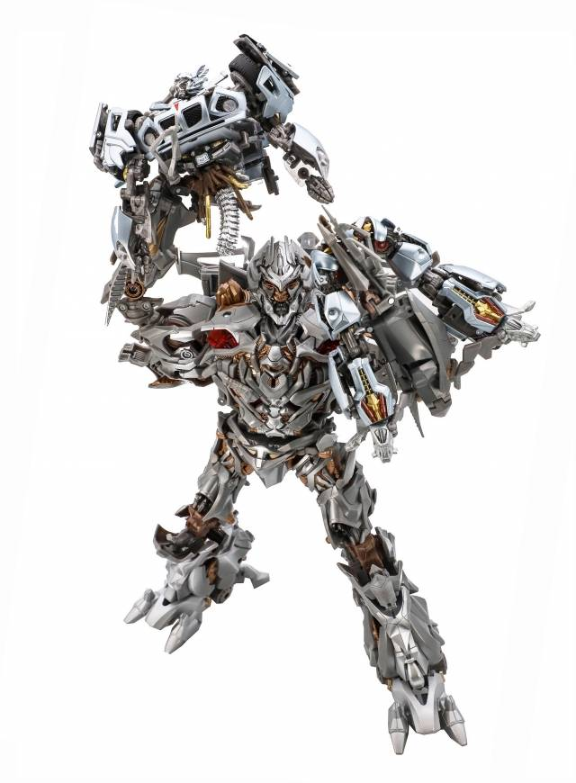 Transformers Masterpiece Series Megatron Exclusif Mpm-8