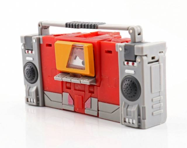 New Transformers MS-TOYS MS-B17 Robot Action Figure Stereo Master mini Blaster