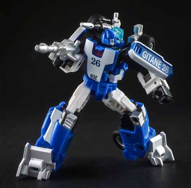 Transformers Iron Factory IF EX-37 Phantom Mini Mirage action Toy In Stock