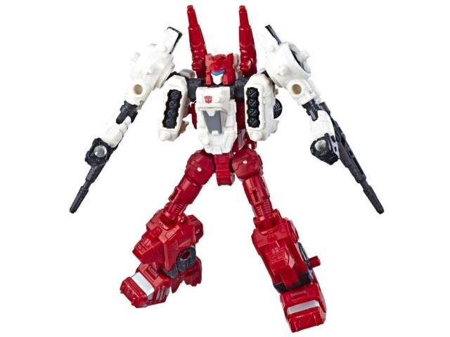 Transformers War For Cybertron Siege Deluxe AUTOBOT CHROMIA G1 WAVE 2 IN STOCK