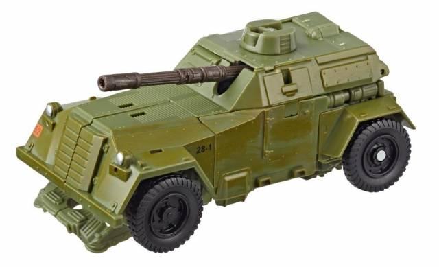 Hasbro Transformers Studio Series 26 WWII Bumblebee SS26 Deluxe Model Figure Toy