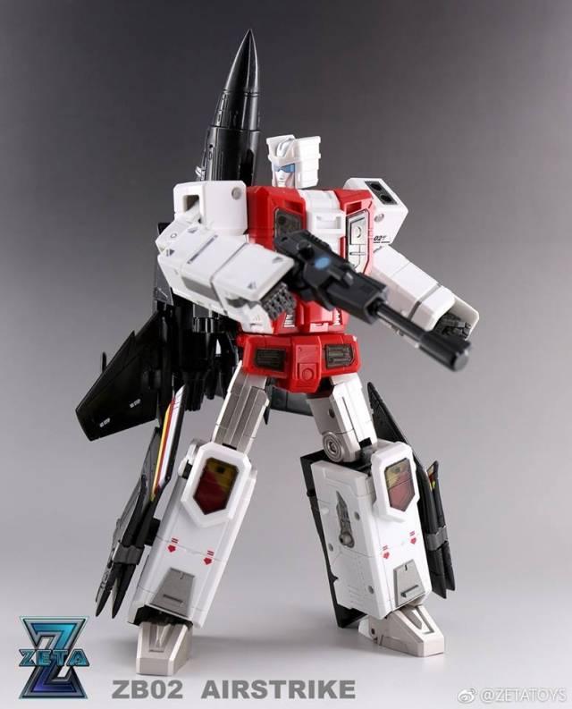 Transformers Zeta toy ZB-04 Kronos Catapult in Stock MISB