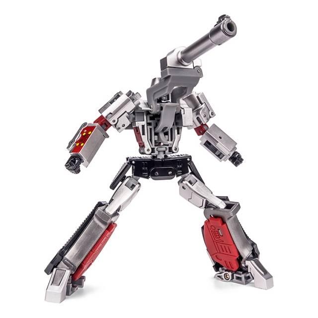Newage NA H9-EX Agamenmnon mini  Megatron Metallic Ver Action figure