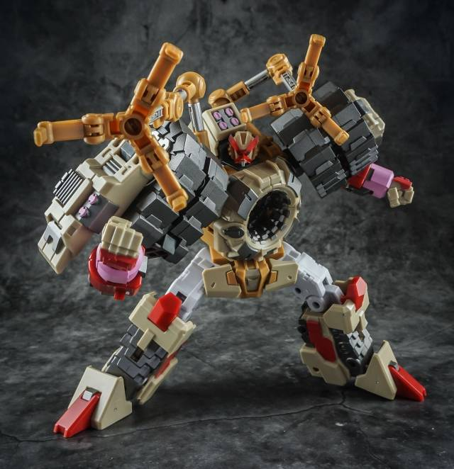 IN STOCK Transformers Toy IronFactory IF EX-35 Spirits of The D.E.C Merak