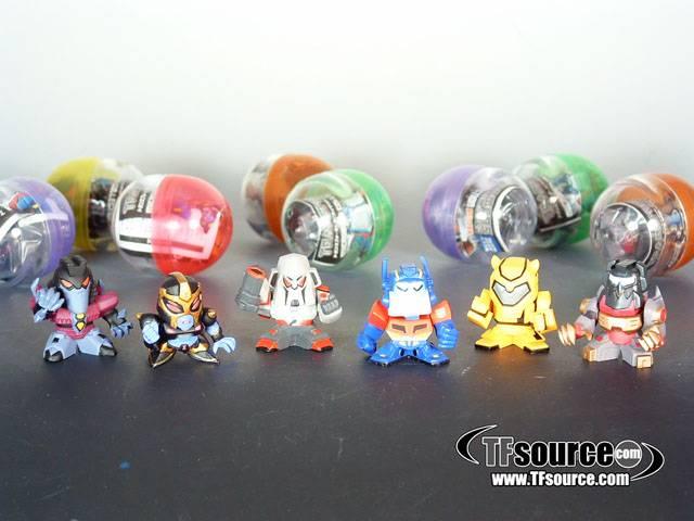 Japanese Capsule Toys : Japanese transformers animated capsule toy random single