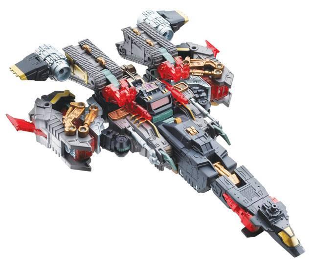Hasbro Transformers Cybertron Ultra Dark Scorponok
