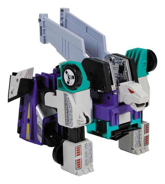 TRANSFORMERS CYBERTRON escroquerie Scout incomplet