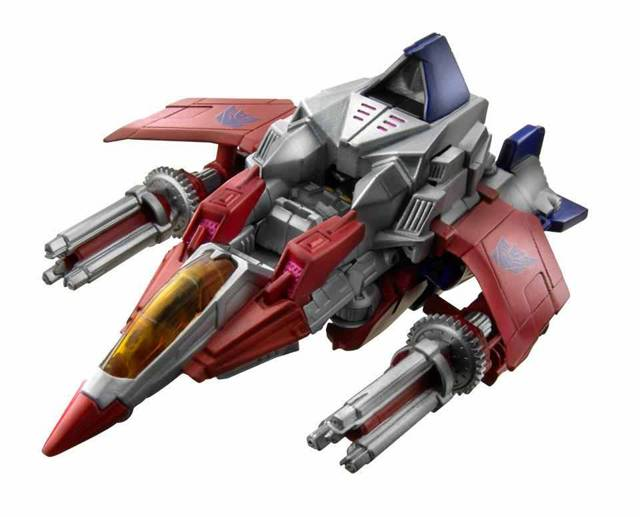 Transformers 2013 - Generations Series 01 - Fall of Cybertron Starscream