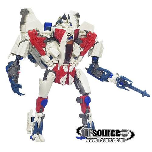 Transformers 2012 Gdo Leader Class Starscream