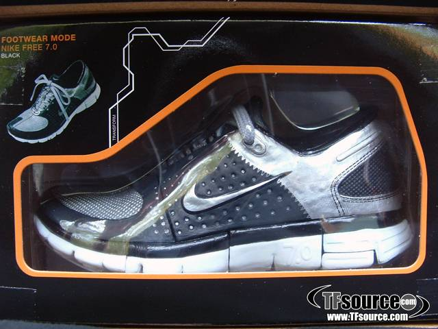 dffb54d5211a5 Sports Label - Nike Free 7.0 - Megatron