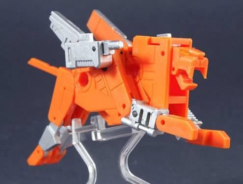 Keiths Fantasy Club CST-02 Retro Ironpaw,Special Price!