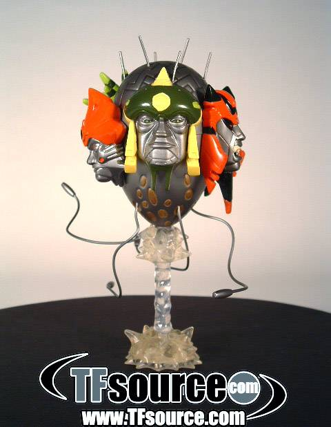 Transformers MP Scale Quintesson Impossible Toys Judge Quint-03 *Throne Only
