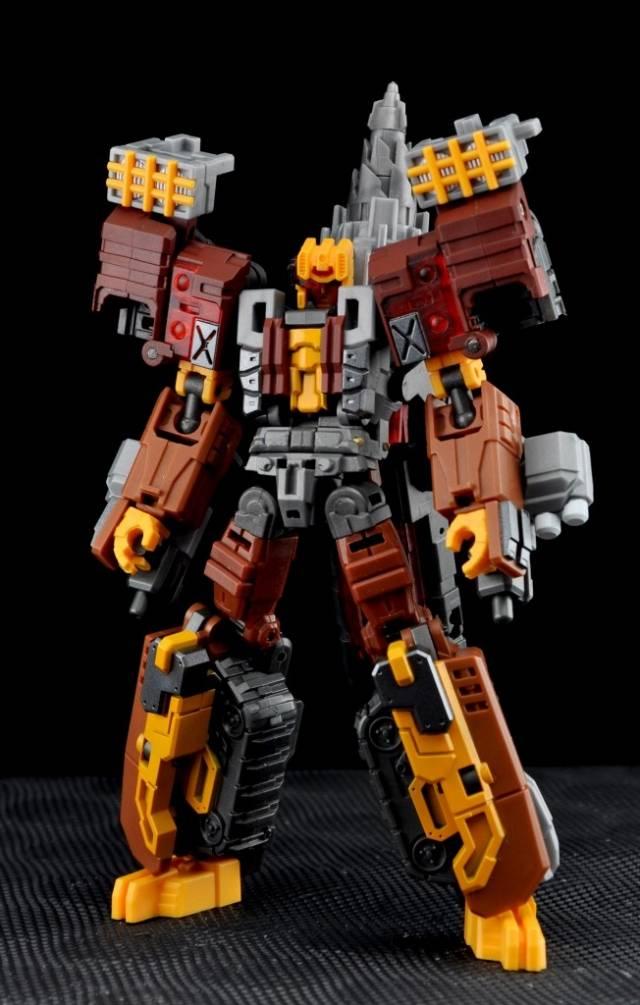 Make Toys Mtcm 03 Quantron Set Of 5