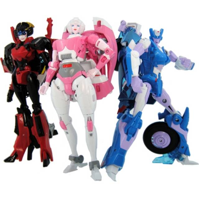 Transformers Legends Series - LG10 Arcee