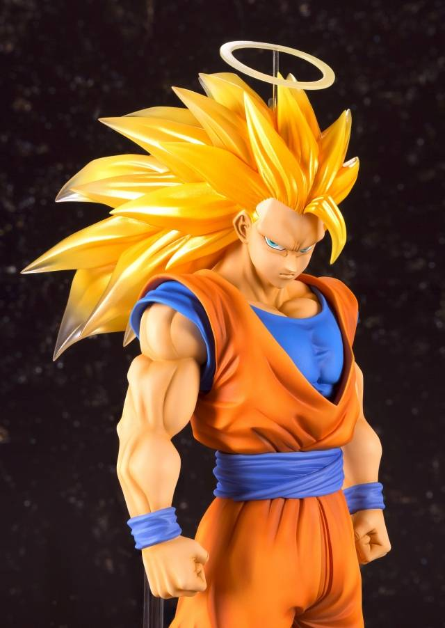 Dragonball Z Figuarts Zero Ex Super Saiyan 3 Son Goku