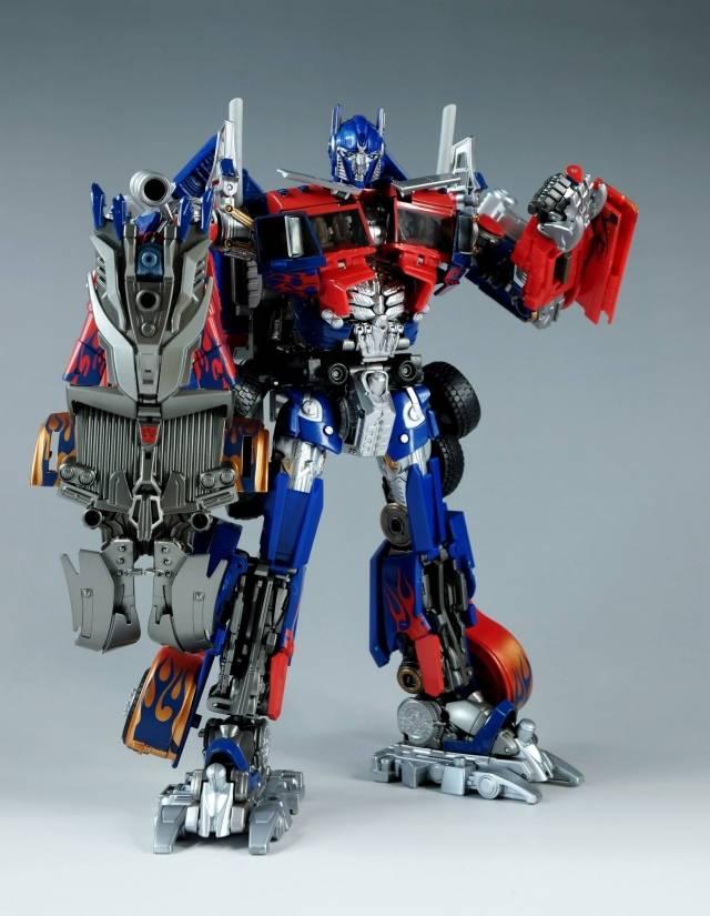 Transformers: optimus prime premium edition transformers: plamoya.