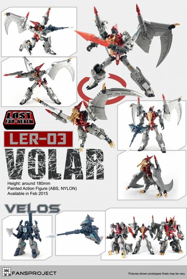 [FansProject] Produit Tiers - Jouets LER (Lost Exo Realm) - aka Dinobots Reduced-galery_image_9906_15197