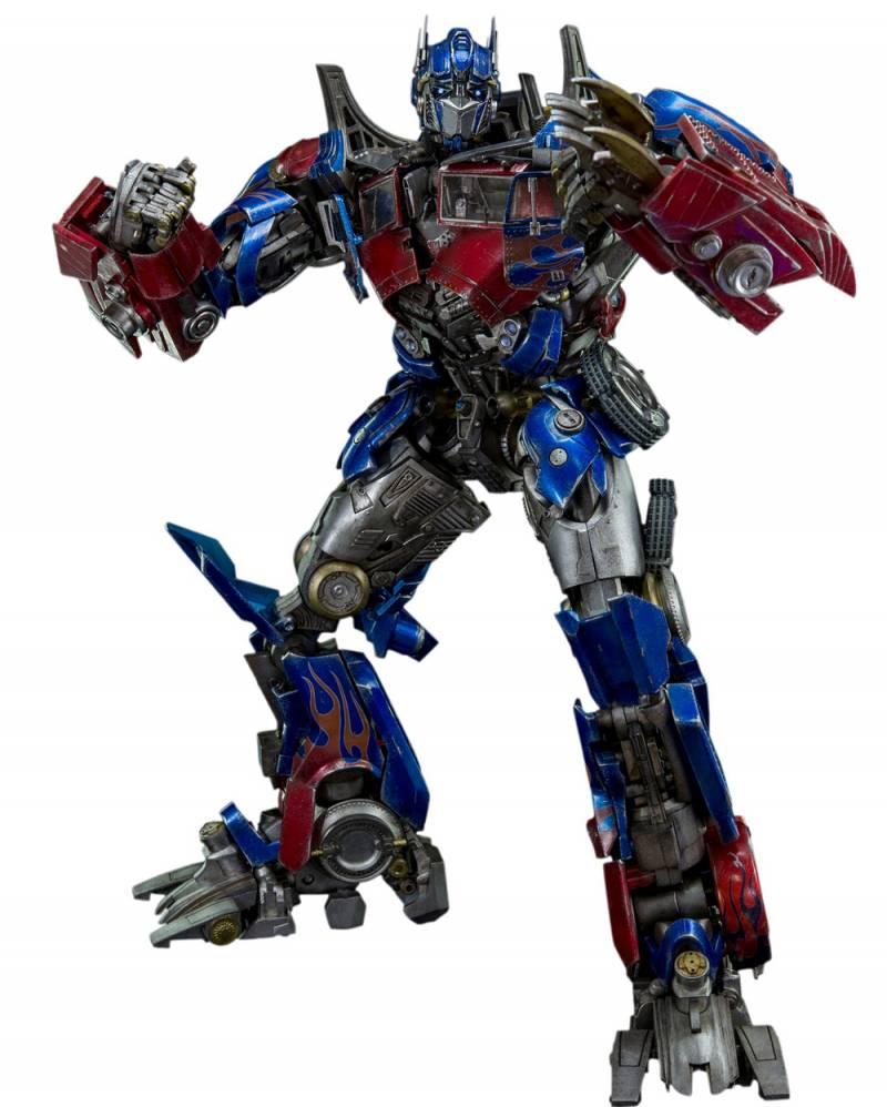 Threea transformers age of extinction optimus prime evasion.