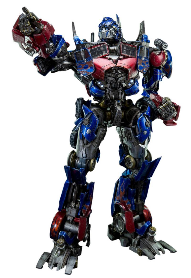 Transformers Optimus Prime Premium Scale - 19 ...