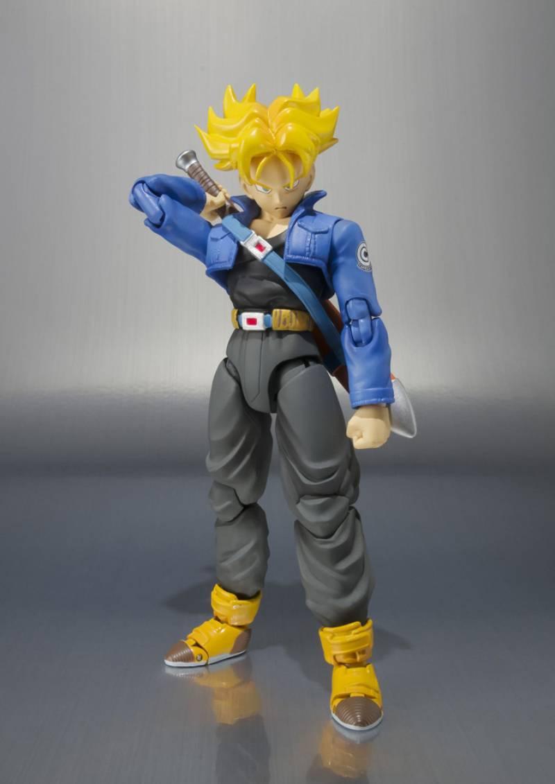 S.H. Figuarts - Dragon Ball Z - Trunks Premium Color Edition