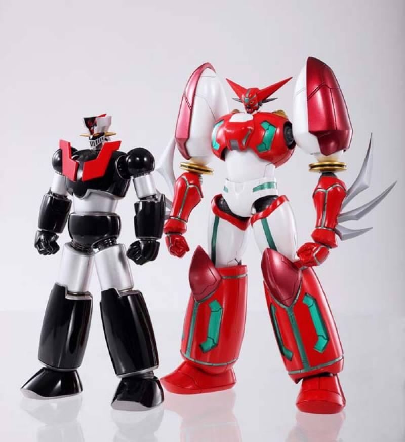 FROM JAPAN Super Robot Chogokin Getter Robo Getter-1 Bandai