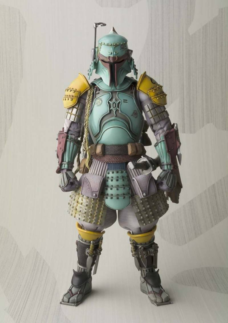 meisho movie realization star wars boba fett. Black Bedroom Furniture Sets. Home Design Ideas