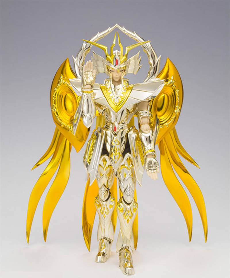 Saint cloth myth ex saint seiya virgo shaka god cloth - Decor saint seiya myth cloth ...