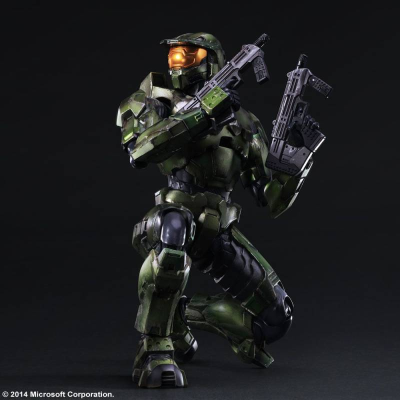 Play Arts Kai Master Chief Halo 2 Anniversary Edition