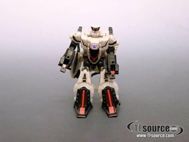 Galaxy Force - Dengeki Hobby EZ Collection exclusive - Master Galvatron - Loose - 100% Complete