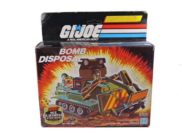 GI Joe - Bomb Disposal - MISB