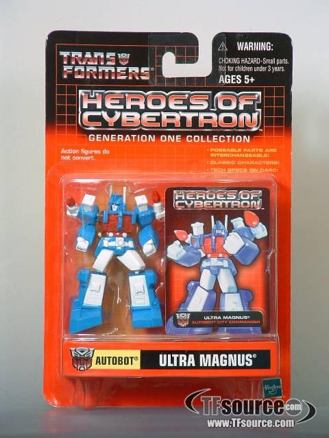 Heroes of Cybertron - Ultra Magnus