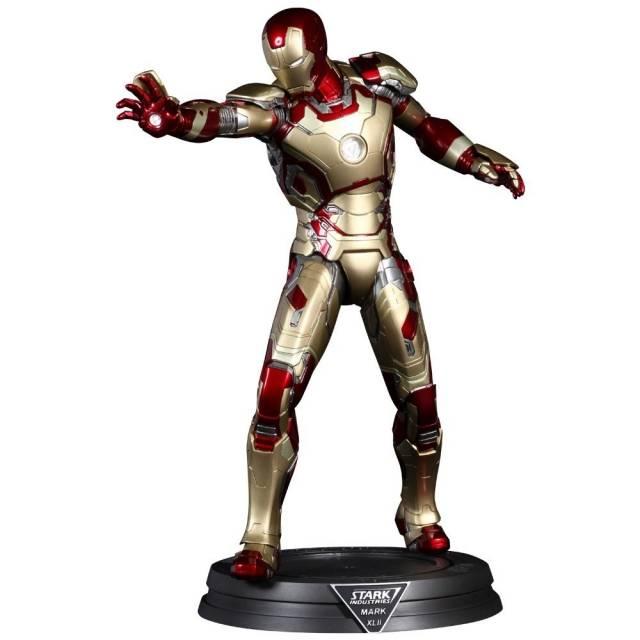 Hot Toys - Power Pose - Iron Man 3 - Iron Man Mark XLII Figure