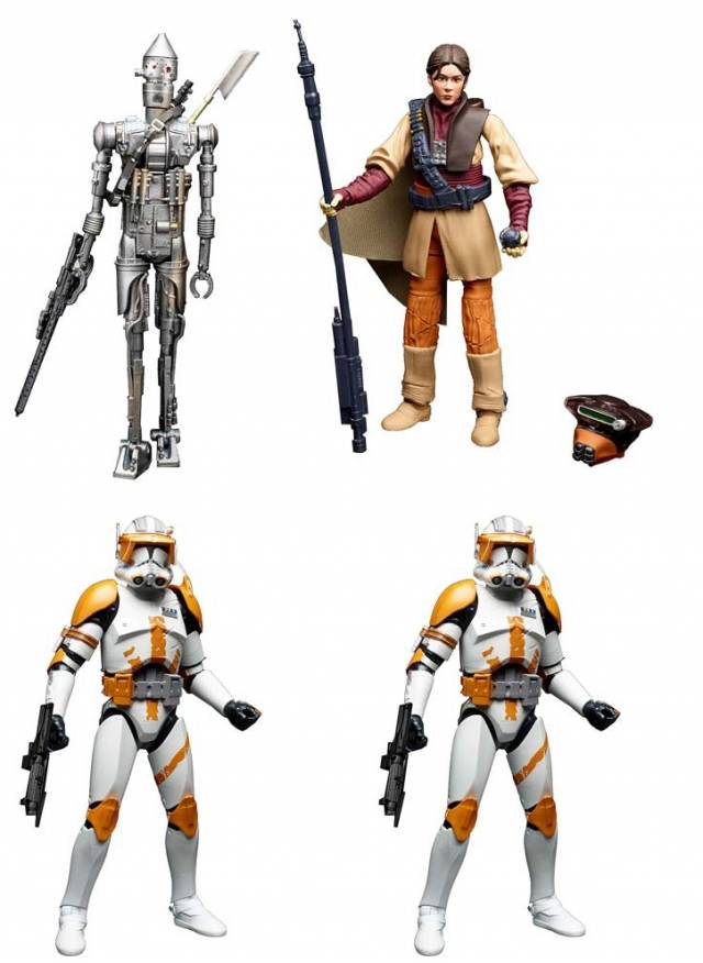 Star Wars 2015 Black Series 2 - 6'' - Case of 4
