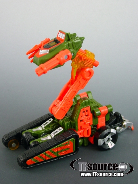 Beast Machines - Scavenger - Loose