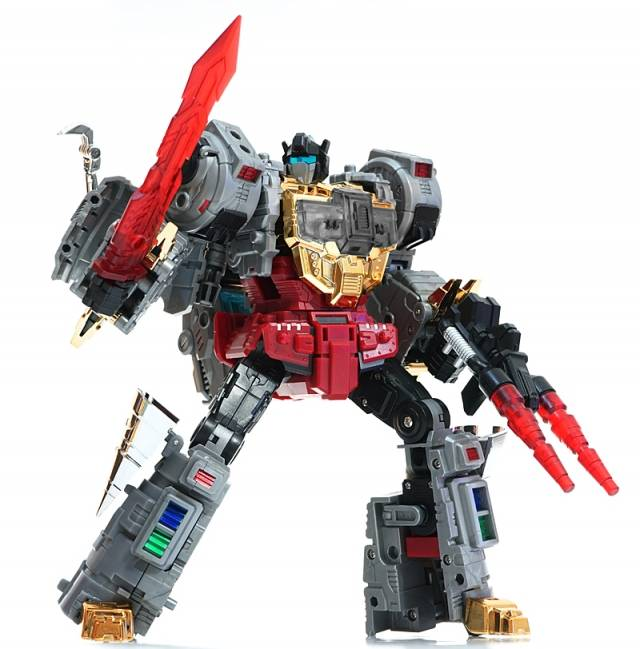 [Toyworld][Zeta Toys] Produit Tiers - Jouet TW-D aka Combiner Dinobots Reduced-image_10257_106