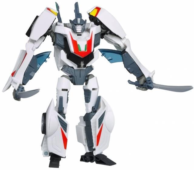 Transformers Prime - Wheeljack - MOSC