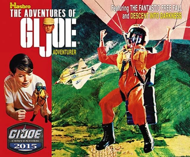 GIJoe - JoeCon 2015 - Boxed Set - 12'' the Adventures of GIJOE - Adventurer