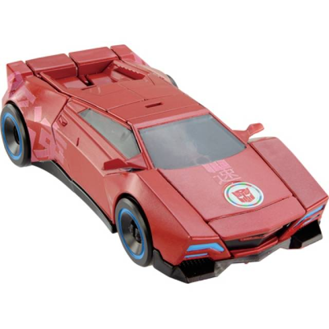 Transformers Adventure - TAV22 - Sideswipe