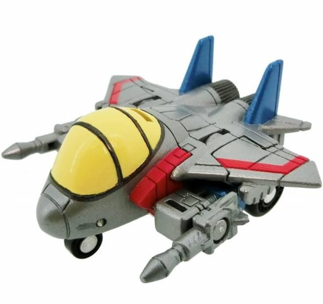 Transformers Q - QT29 - Starscream