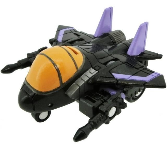 Transformers Q - QT31 - Skywarp
