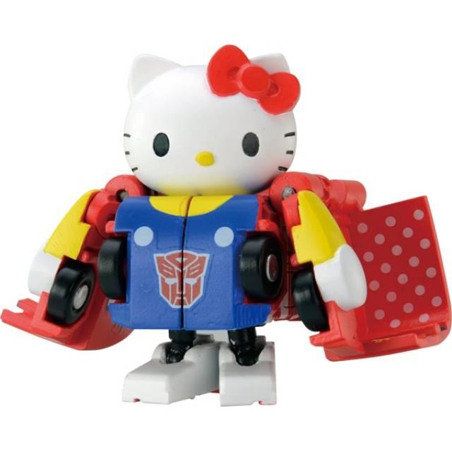 Transformers Q - QTC-01 - Hello Kitty