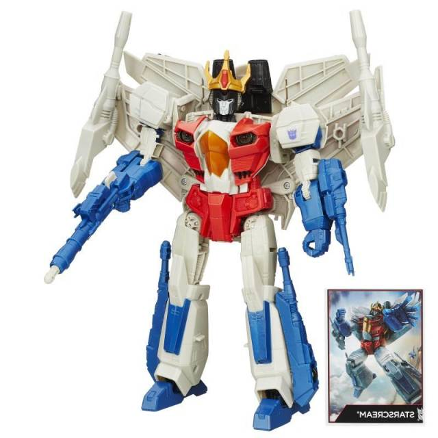 Combiner Wars 2015 - Leader Class Series 3 - Starscream