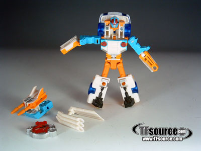 Cybertron - Clocker - Loose - 100% Complete