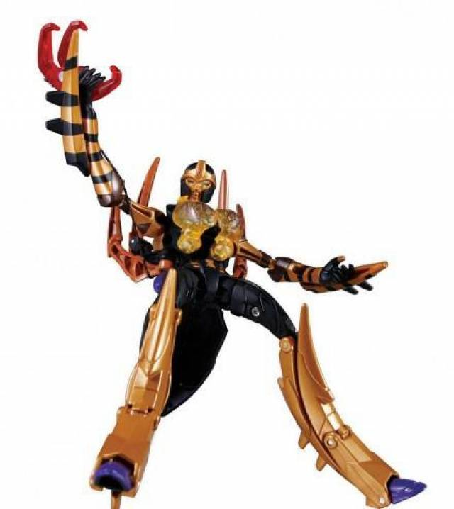 Transformers Legends Series - LG17 Blackarachnia / Blackwidow