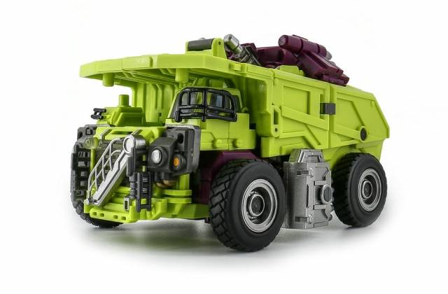 Generation Toy - Gravity Builder - GT-01E Dump Truck