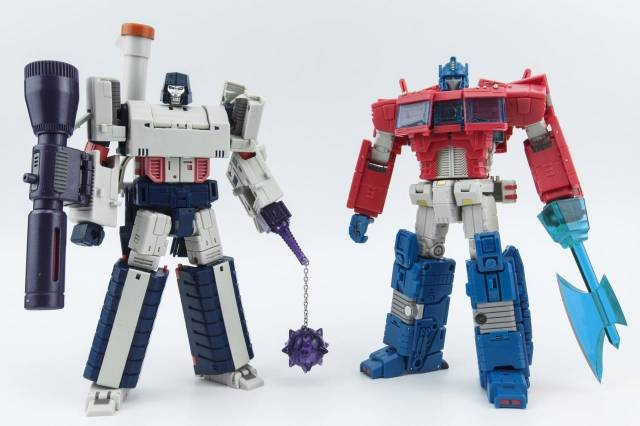 ToyWorld - TW01C02C - Hegemon & Orion - Convention Exclusive